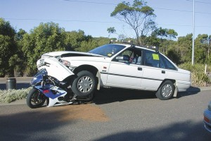 Injury Claim for a Motorcycle Accident