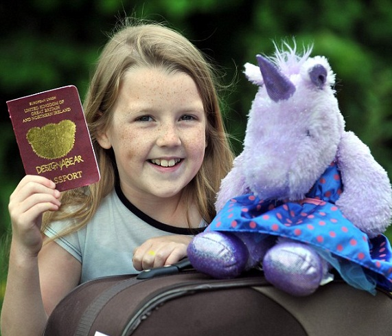 Passport to Get to Turkey