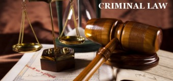 Answers to Common Criminal Law Questions