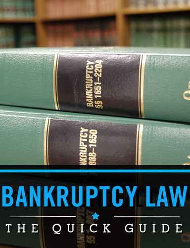 A Quick Insight into the Bankruptcy Laws in the US