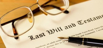I am not dying: Why should I Write up My Will